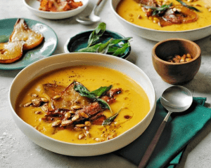 Warming foods are ideal Autumn food